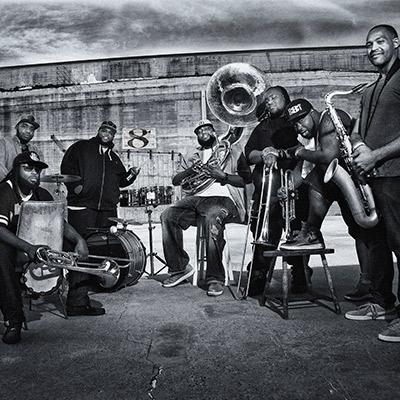Hot-8-Brass-Band