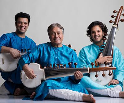 Amjad Ali Khan Trio