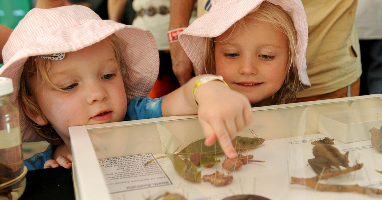 SA Museum Explorers' Tent