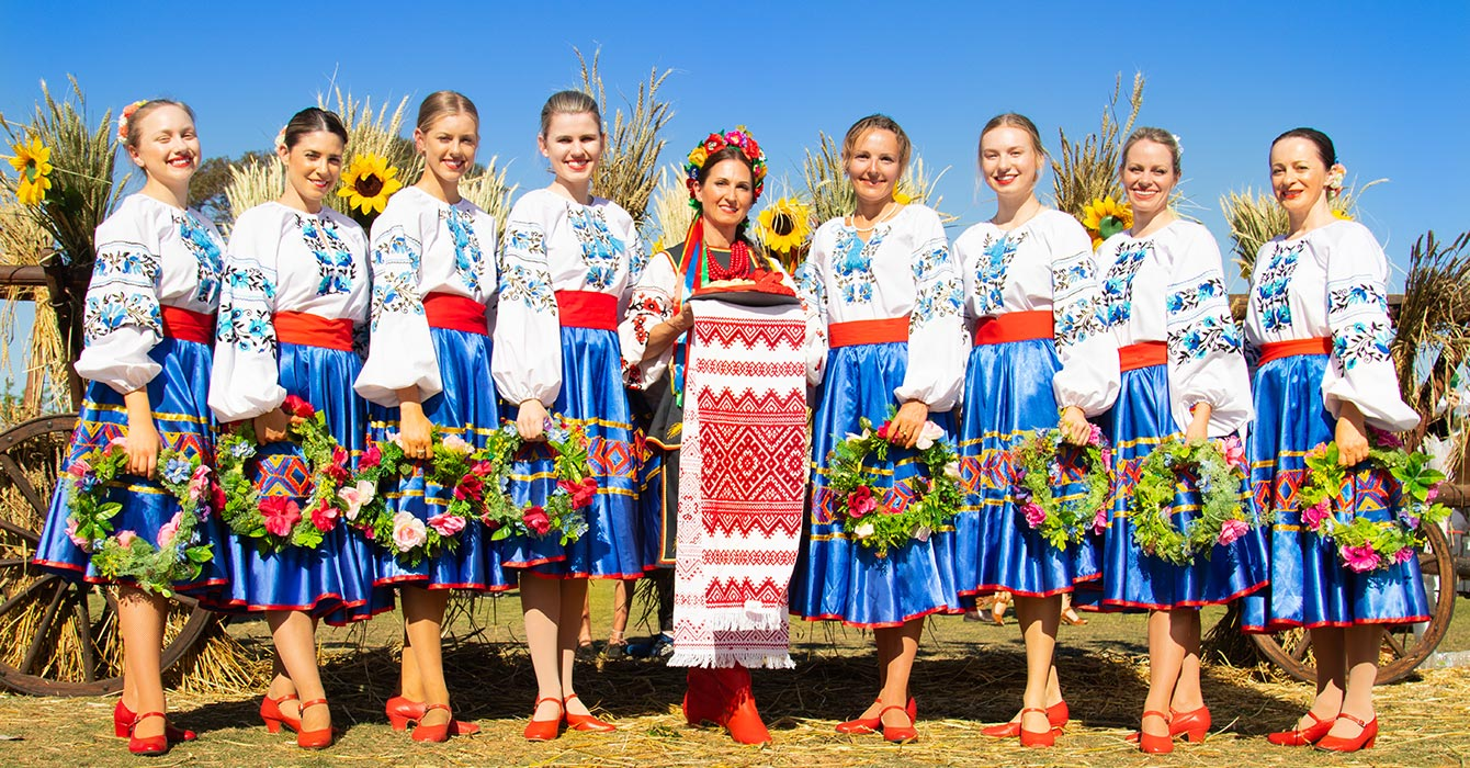 Volya Ukrainian Cossack Dance