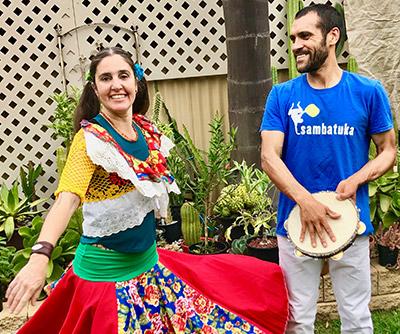 ZambaBem Dances & Sambatuka