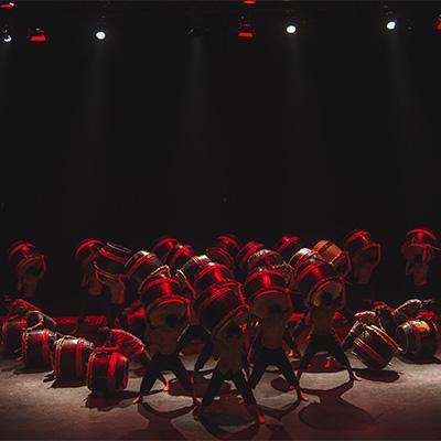Orang Orang Drum Theatre