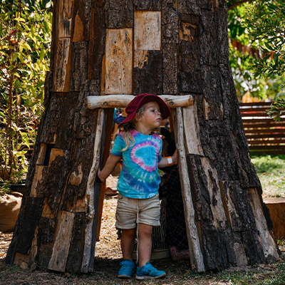 Climbing Tree's Nature Village