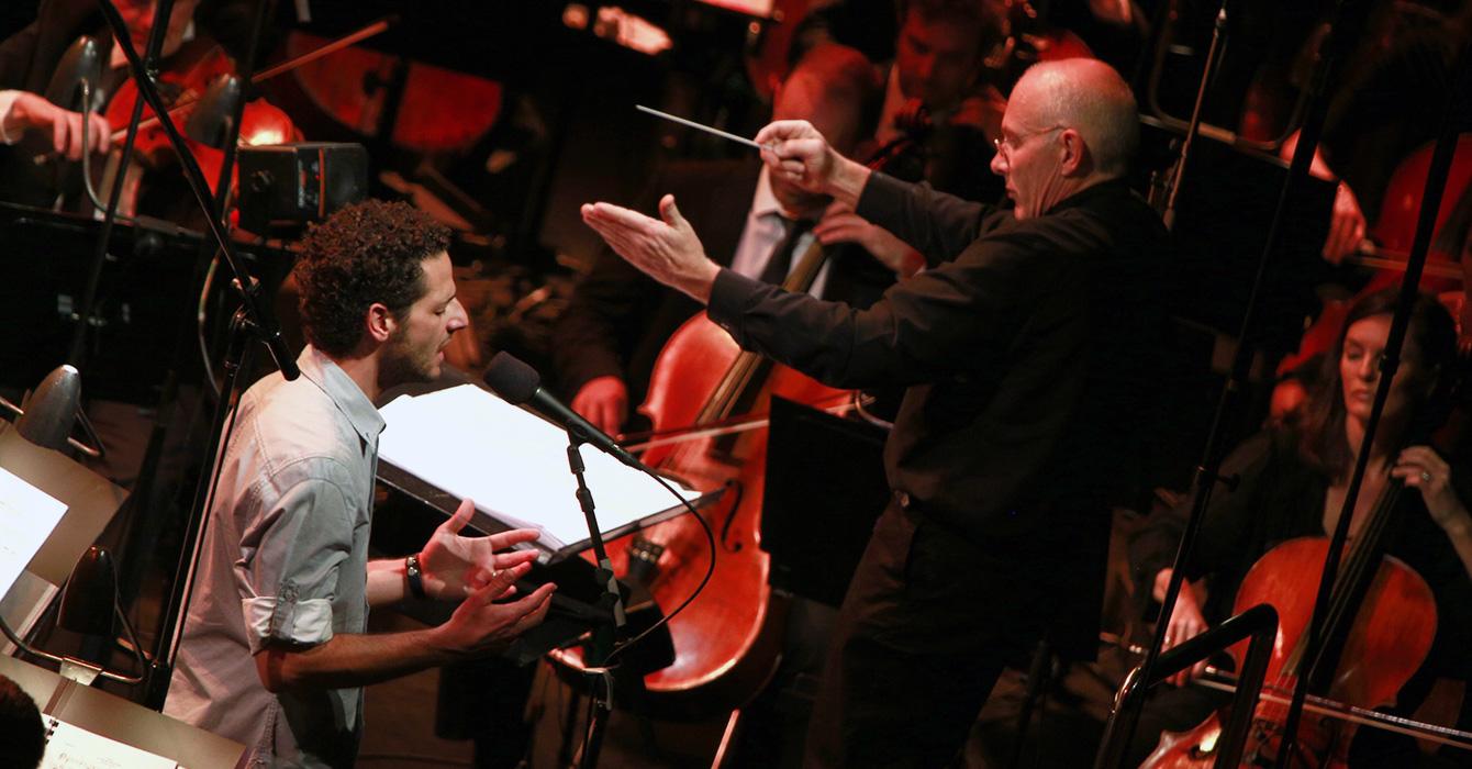 Lior, Westlake & Adelaide Symphony Orchestra: Compassion