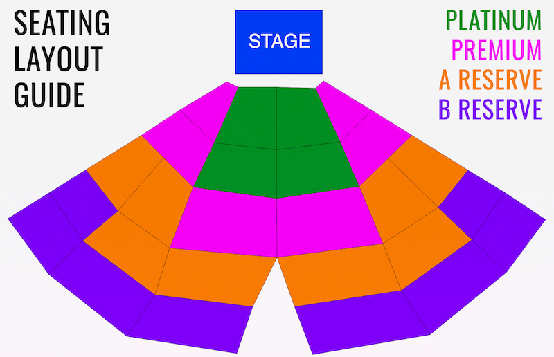 Seating Layout Guide