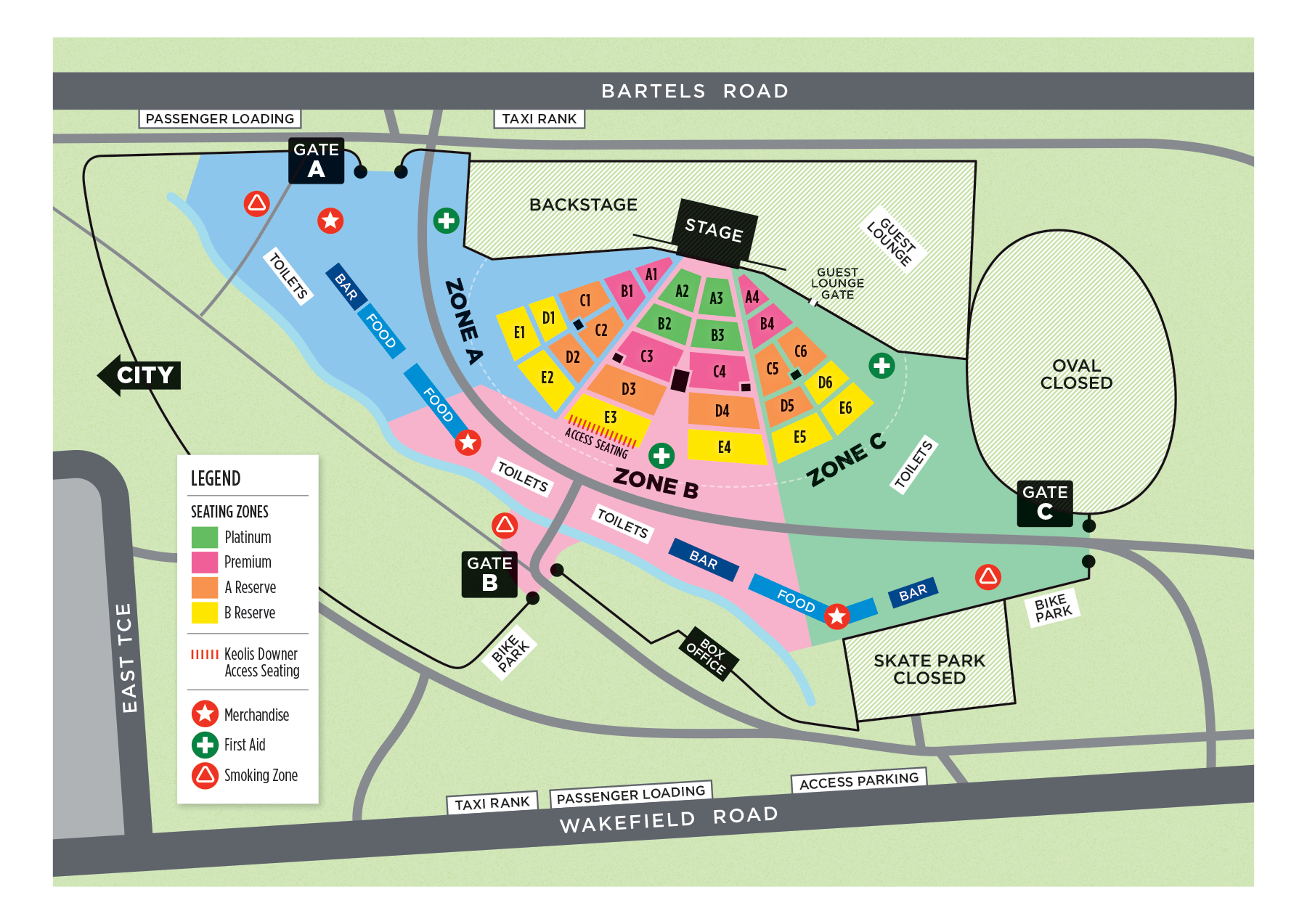 Map-WOMADelaide-2021
